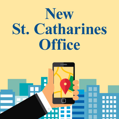New St. Catharines Office